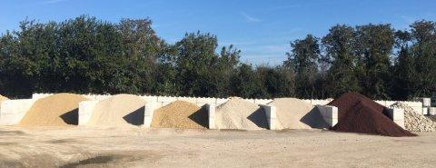 Vente de granulat et sable à Pernes-les-Fontaines