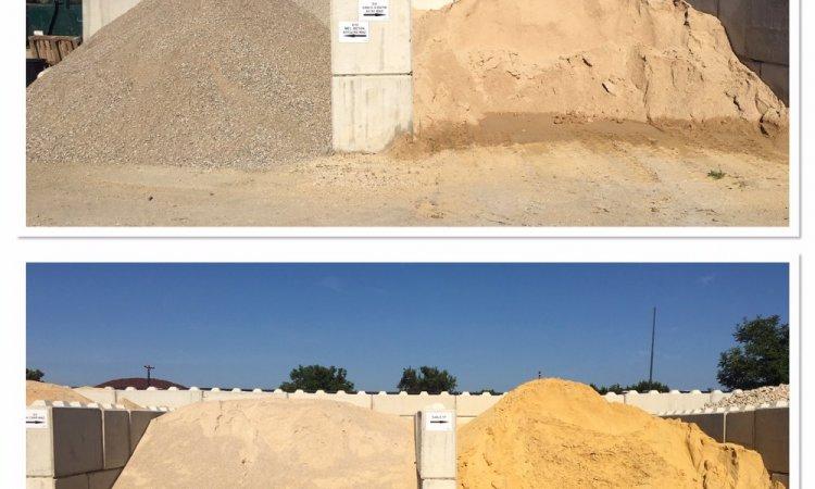 Vente de sable