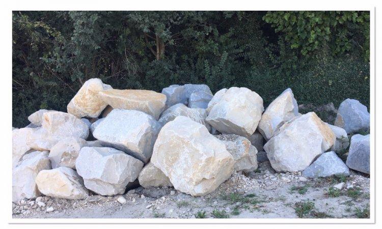 Vente de rocher